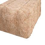 Balle de frisure bois pour calage industriel