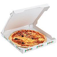 Boîte à pizza standard