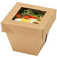 Boîte carton avec couvercle séparé