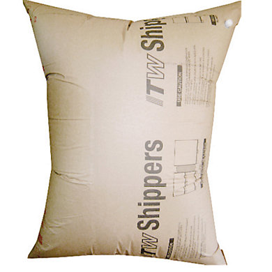 Coussin de calage gonflable en papier (photo)