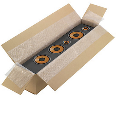 Caisse carton pour produit long