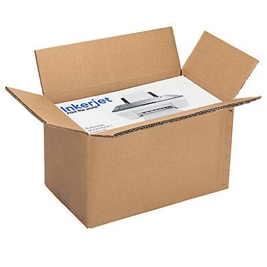 Caisse carton triple cannelure