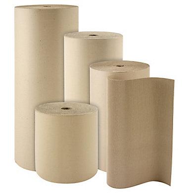 Carton ondulé simple face 300g/m²