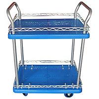 Chariot plastique 150 kg