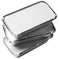Couvercle pour barquette en aluminium