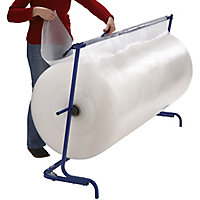 Dérouleur pour rouleau de bulles