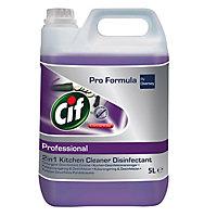 Détergent désinfectant cuisine Cif Professional®