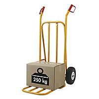 Diable acier 250 kg