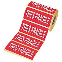 Étiquette de signalisation