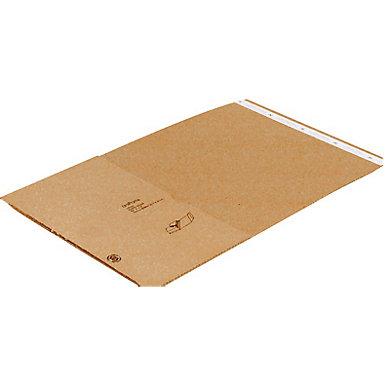 Étui standard avec fermeture adhésive Unipac®