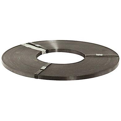 Feuillard acier monospire 19mmx0,5mmx335m (photo)