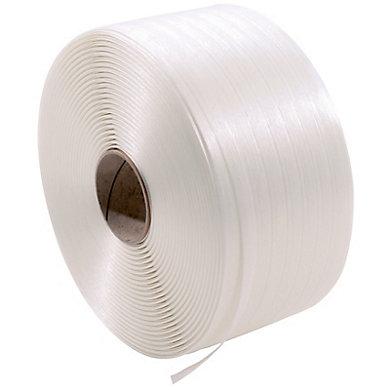 Feuillard textile collé standard