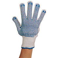 Gants tricotés àpicots