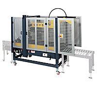 Machine à fermer les caisses à réglage manuel monoformat - Modèle SM11