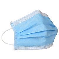 Masque chirurgical haute filtration 3 plis classe 1 type II