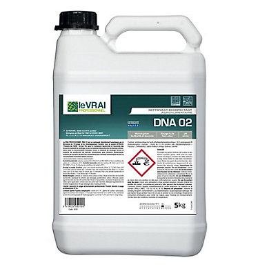 Désinfectant, nettoyant alimentaire DNA02 (photo)