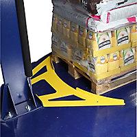 Options pour banderoleuse Ecowrap XL