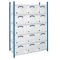 PACK - Stockage avec caisses polyvalentes