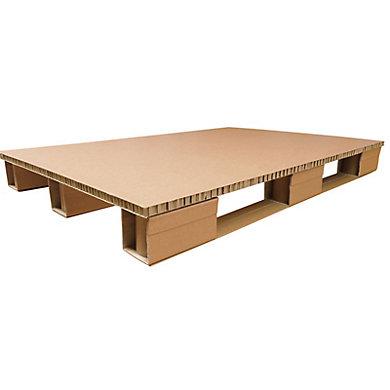 palette carton nid d 39 abeille recyclable palette carton et plastique cenpac. Black Bedroom Furniture Sets. Home Design Ideas