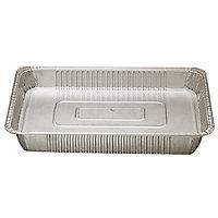 Plat rectangulaire aluminium