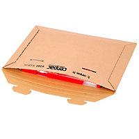Pochette carton avec fermeture par languettes