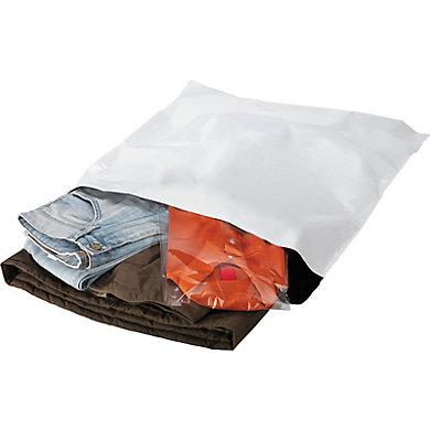 Pochette plastique opaque