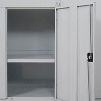 Porte battante pour rayonnage tôlé galvanisé Ad'vance
