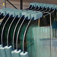Profilé forme en U pour produits fins recyclé