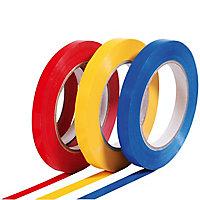 Ruban adhésif PVC couleur petites largeurs