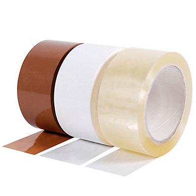 Ruban adhésif polypropylène silencieux acrylique