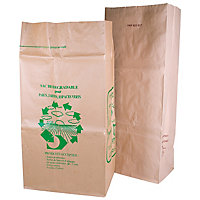 Sac à déchets papier kraft