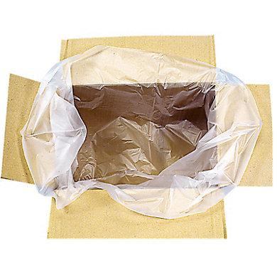 sac fond de caisse transparent cartons cenpac. Black Bedroom Furniture Sets. Home Design Ideas