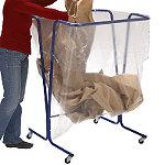 Sac plastique pour support sac mobile 600 litres