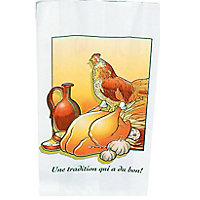 Sac thermoscellable pour poulet rôti