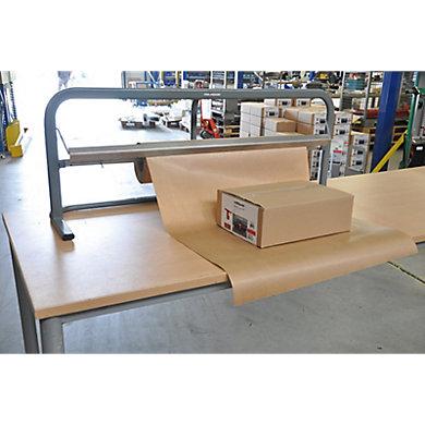 Dérouleur pour papier kraft 1400X340X455mm (photo)