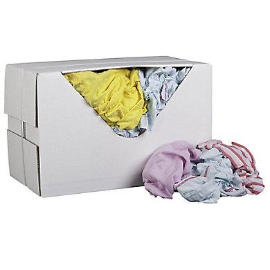 Chiffon couleur 100% coton format CLAIR (photo)