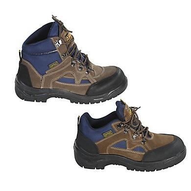 Chaussures de sécurité modèle CLASSIC (photo)