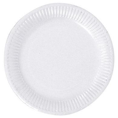 Assiette carton 10 x 16cm (photo)